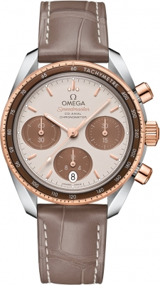 Omega Speedmaster Co-Axial Chronograph 38mm 324.23.38.50.02.002