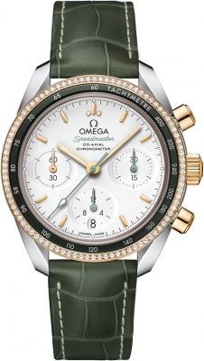 Omega Speedmaster Co-Axial Chronograph 38mm 324.28.38.50.02.001