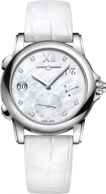 Ulysse Nardin Classic Lady Dual Time 3243-222/390