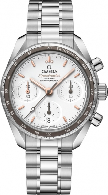 Omega Speedmaster Co-Axial Chronograph 38mm 324.30.38.50.02.001