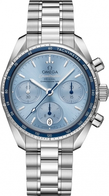 Omega Speedmaster Co-Axial Chronograph 38mm 324.30.38.50.03.001