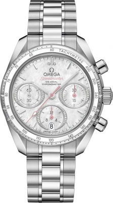 Omega Speedmaster Co-Axial Chronograph 38mm 324.30.38.50.55.001