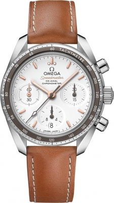 Omega Speedmaster Co-Axial Chronograph 38mm 324.32.38.50.02.001