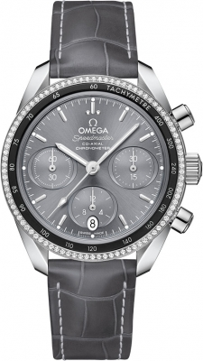Omega Speedmaster Co-Axial Chronograph 38mm 324.38.38.50.06.001