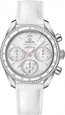 Omega Speedmaster Co-Axial Chronograph 38mm 324.38.38.50.55.001