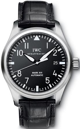 9f686c2bdc79 Availability. IWC Mark XVI Mens Watch Model Number  IW325501