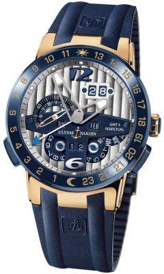 Ulysse Nardin El Toro GMT +/- Perpetual Calendar 326-00-3
