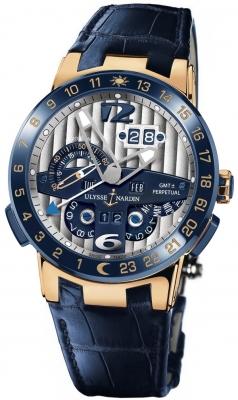 Ulysse Nardin El Toro GMT +/- Perpetual Calendar 326-00