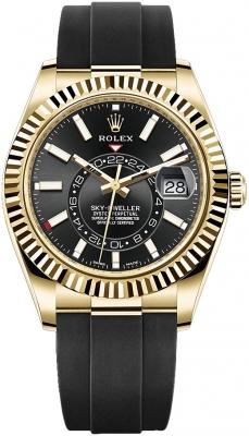 Rolex Sky Dweller 42mm 326238 Black Index