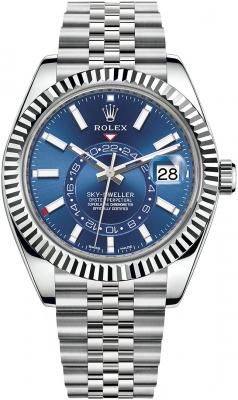 326934 Blue Index Jubilee
