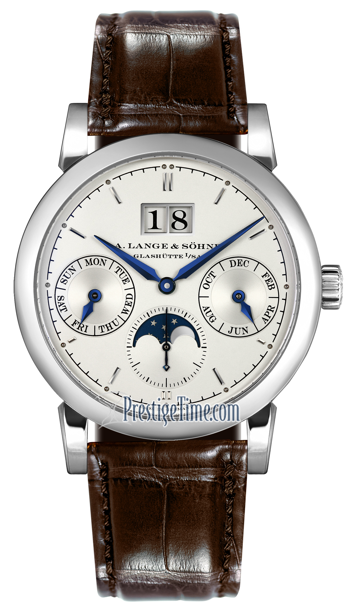 portugieser marshall s dial watch men calendar iwc product steel annual calednar portuguese watches stainless