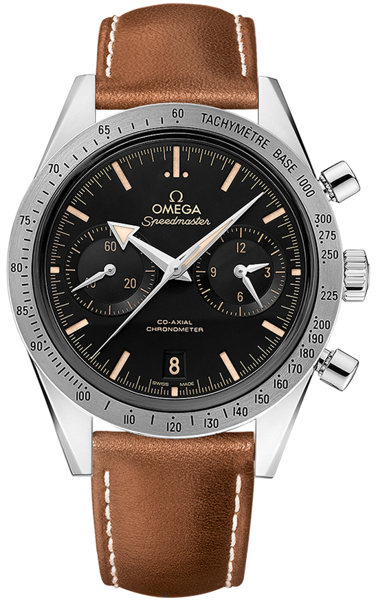 large view watch omega mm watches ladies speedmaster chronograph