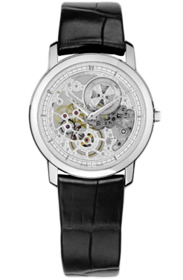Vacheron Constantin Traditionnelle Openworked Manual Wind 30mm 33158/000g-9394