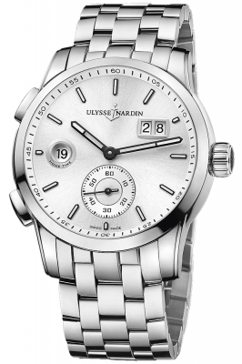 Ulysse Nardin Dual Time Manufacture 42mm 3343-126-7/91