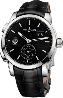 Ulysse Nardin Dual Time Manufacture 42mm 3343-126/92