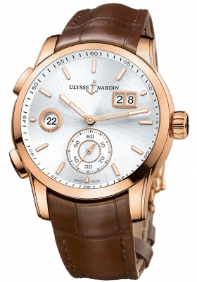 Ulysse Nardin Dual Time Manufacture 42mm 3346-126/91