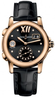 Ulysse Nardin Classic Lady Dual Time 3346-222/30-02