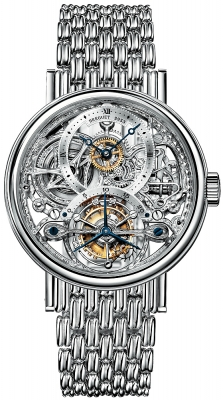 Breguet Tourbillon Manual Wind 3355pt/00/pa0