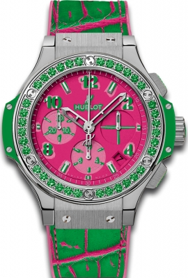 Hublot Big Bang Pop Art 41mm 341.sg.7379.lr.1222.pop15