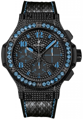 Hublot Big Bang Black Fluo 41mm 341.sv.9090.pr.0901
