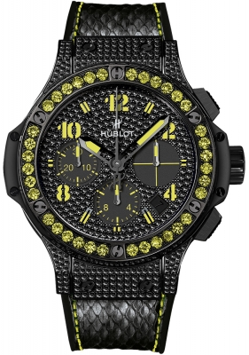 Hublot Big Bang Black Fluo 41mm 341.sv.9090.pr.0911