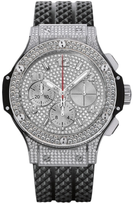 Hublot Big Bang Steel 41mm 341.sx.9010.rx.1704