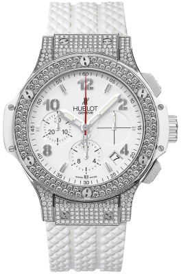 Hublot Big Bang Steel White 41mm 342.se.230.rw.174