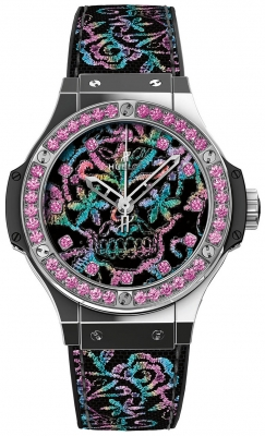 Hublot Big Bang Broderie 41mm 343.SS.6599.NR.1233