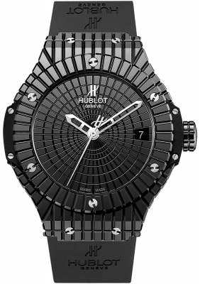 Hublot Big Bang Caviar 41mm 346.cx.1800.rx Black Caviar