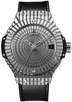 Hublot Big Bang Steel Caviar 41mm 346.sx.0870.vr