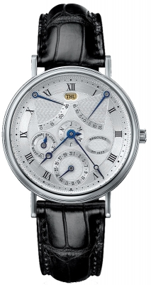 Breguet Perpetual Calendar Equation of Time 3477pt/1e/986