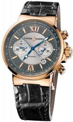 Ulysse Nardin Maxi Marine Chronograph 356-66/319