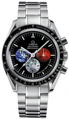 Omega Speedmaster Special / Limited Edition 3577.50 From Moon to Mars