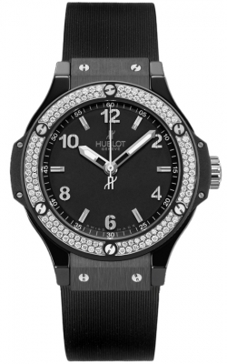 Hublot Big Bang Quartz Black Magic 38mm 361.cv.1270.rx.1104
