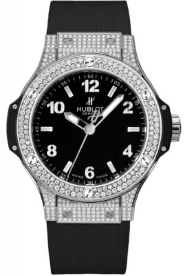 Hublot Big Bang Quartz Steel 38mm 361.sx.1270.rx.1704