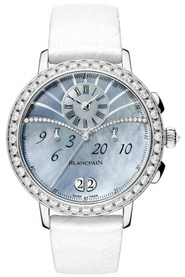 Blancpain Ladies Chronograph Flyback Grande Date 3626-1954L-58a