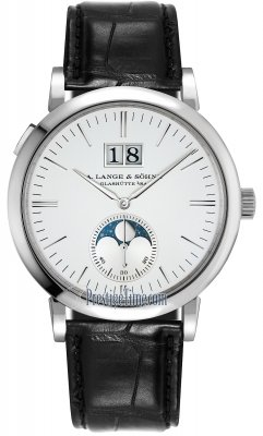 A. Lange & Sohne Saxonia Moon Phase 40mm 384.026