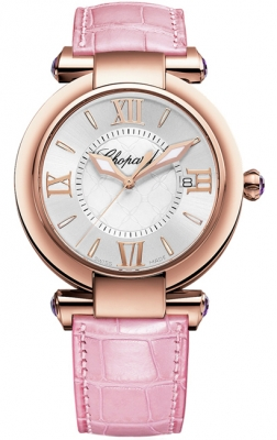 Chopard Imperiale Quartz 36mm 384221-5001 pink
