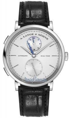 A. Lange & Sohne Saxonia Dual Time 40mm 385.026