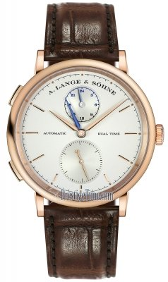 A. Lange & Sohne Saxonia Dual Time 40mm 385.032