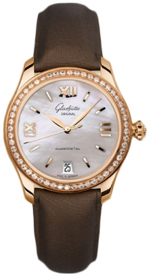 Glashutte Original Lady Serenade 39-22-09-11-04