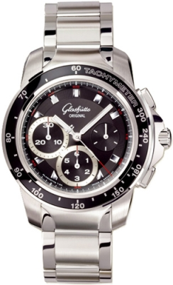 Glashutte Original Sport Evolution Chronograph 39-31-43-03-14
