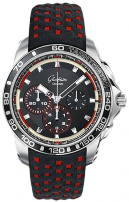 Glashutte Original Sport Evolution Impact Chronograph 39-31-73-73-03