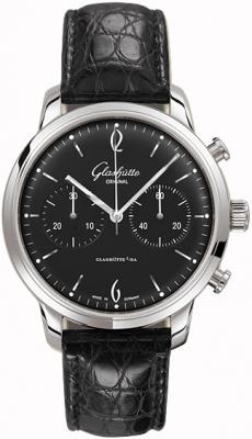 Glashutte Original Senator Sixties Chronograph 39-34-02-22-04