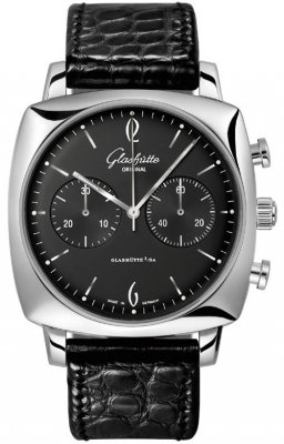 Glashutte Original Sixties Square Chronograph 39-34-02-32-04