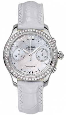 Glashutte Original Lady Serenade Chronograph 39-34-12-12-44