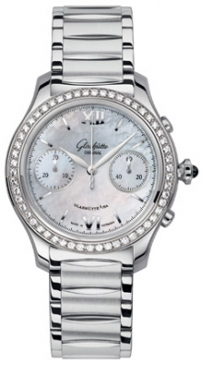 Glashutte Original Lady Serenade Chronograph 39-34-12-12-34
