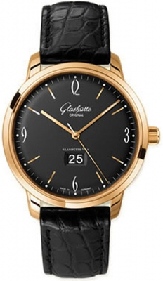 Glashutte Original Senator Sixties Panorama Date 39-47-02-01-04