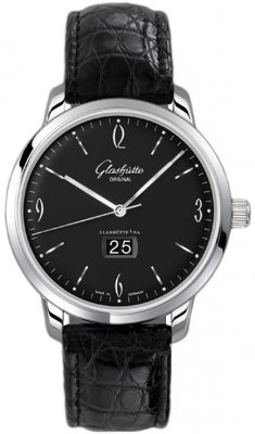 Glashutte Original Senator Sixties Panorama Date 39-47-03-02-04