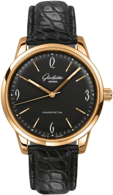 Glashutte Original Senator Sixties  39-52-02-01-04